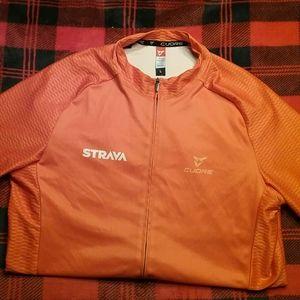 Cuore Strava Cycling/Athletic Shirt